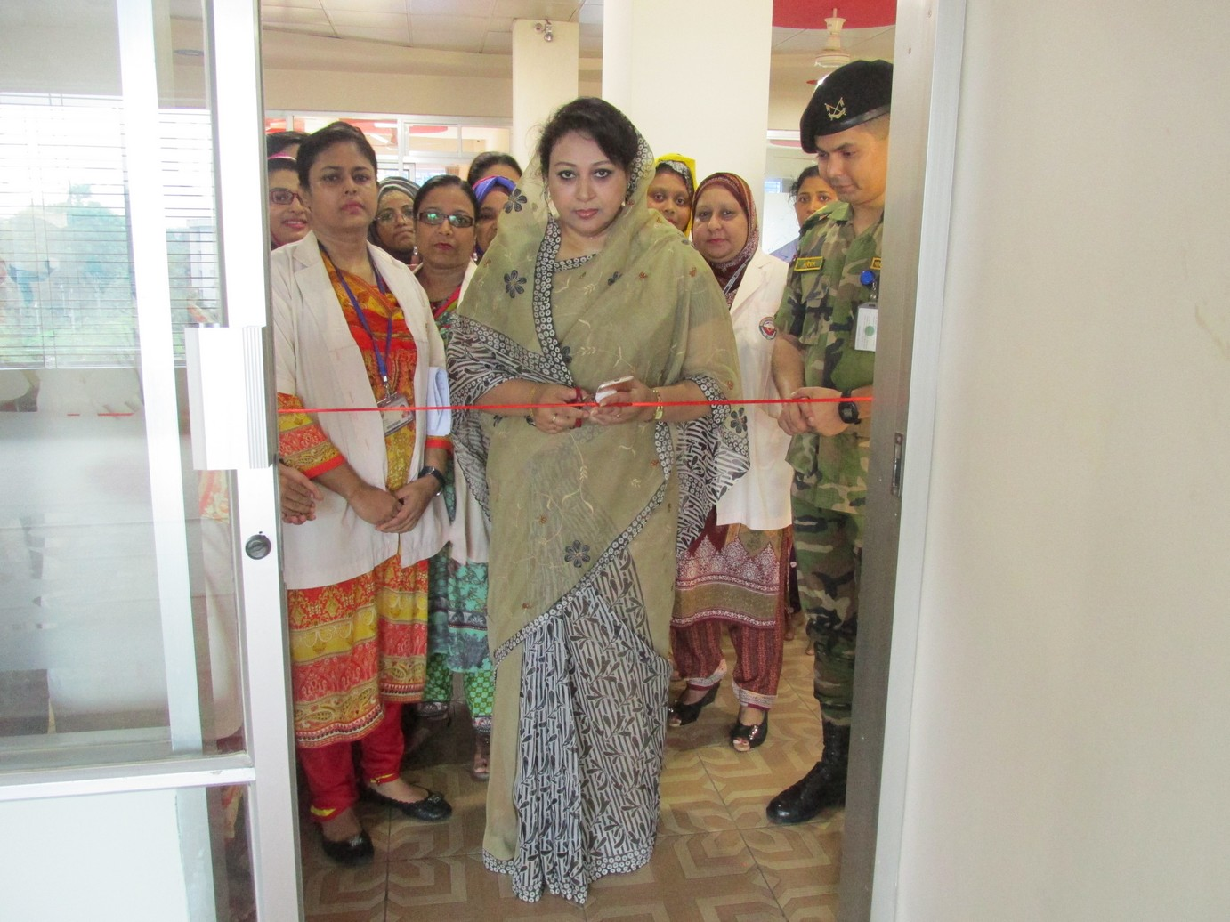 Inauguration of Story Room  Library (1)
