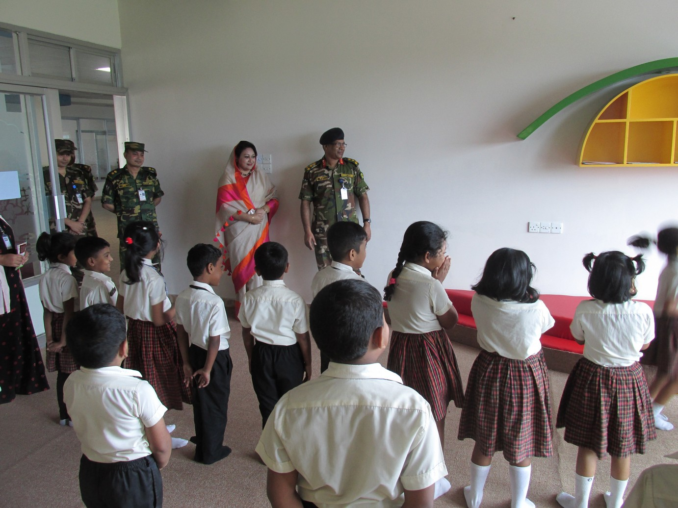 Inauguration of Story Room  Library (10)