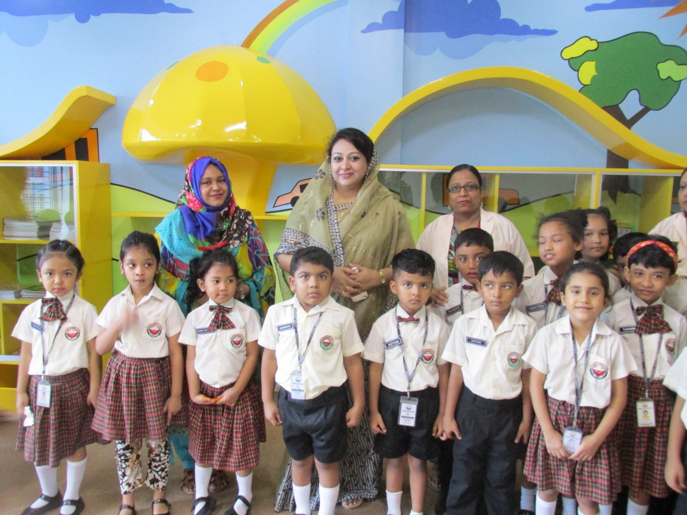 Inauguration of Story Room  Library (3)