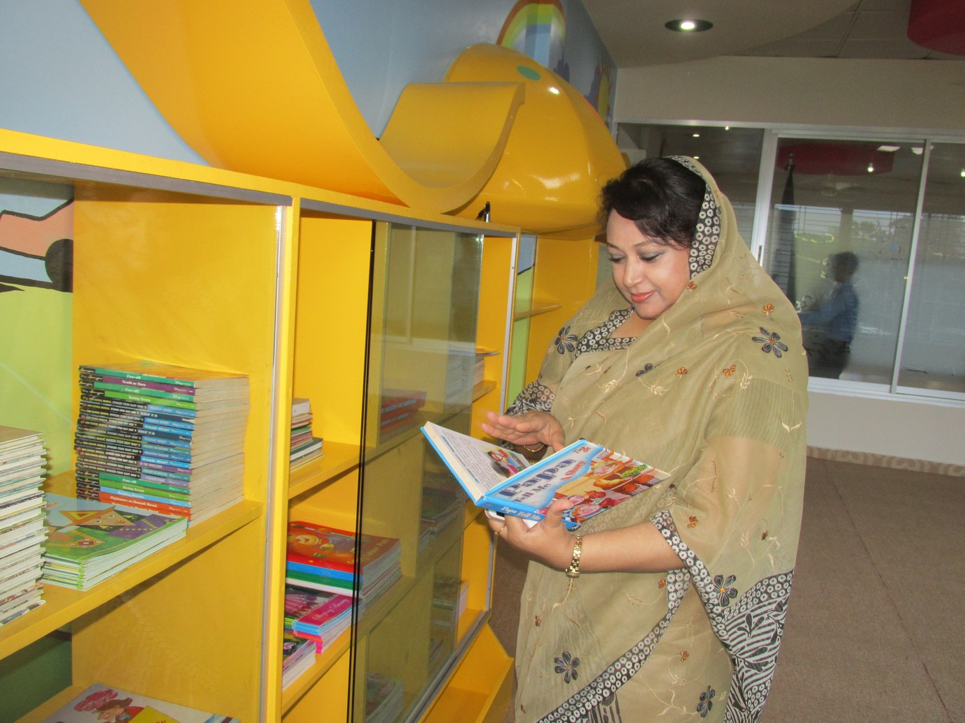Inauguration of Story Room  Library (6)