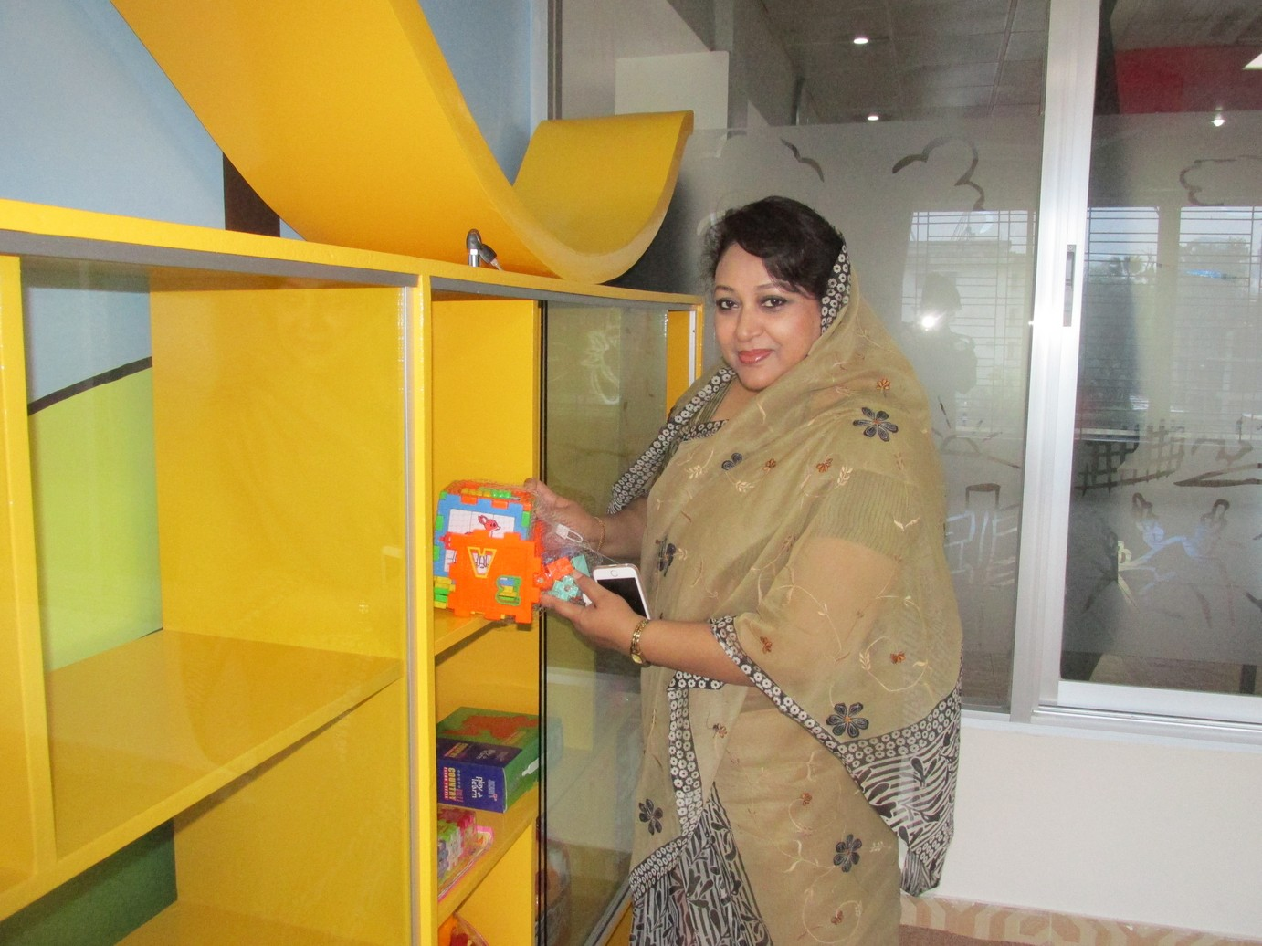 Inauguration of Story Room  Library (8)